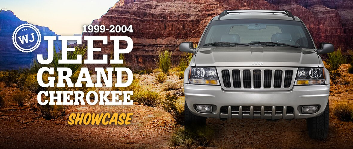 1999-2004 Jeep Grand Cherokee WJ Accessories  Parts Quadratec