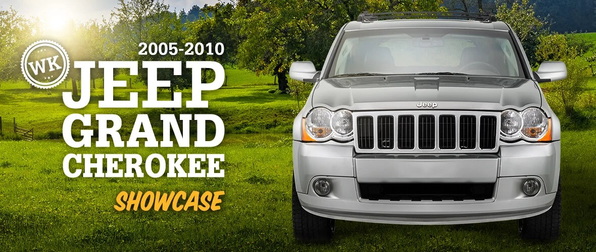 2005-2010 Jeep Grand Cherokee WK Accessories  Parts Quadratec