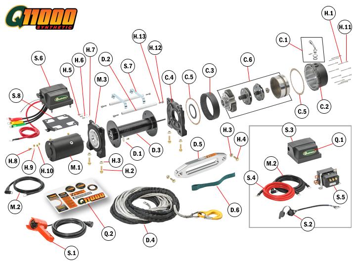 DOC ➤ Diagram Warn X8000i Solenoid Wiring Diagram Ebook