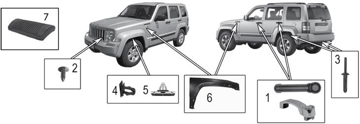 jeep liberty parts