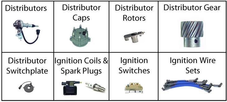 Jeep Wrangler TJ Ignition Parts (\u002797-\u002706) Quadratec