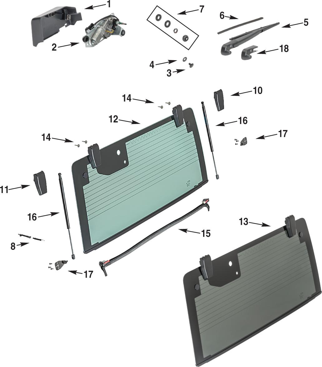 yj wiper motor wiring diagram