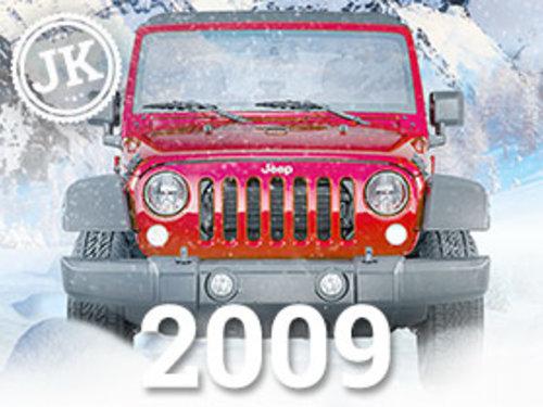 2009 Jeep Wrangler JK Specs Quadratec