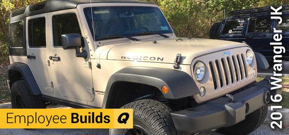 2007-2018 Jeep Wrangler JK Accessories  Parts Quadratec