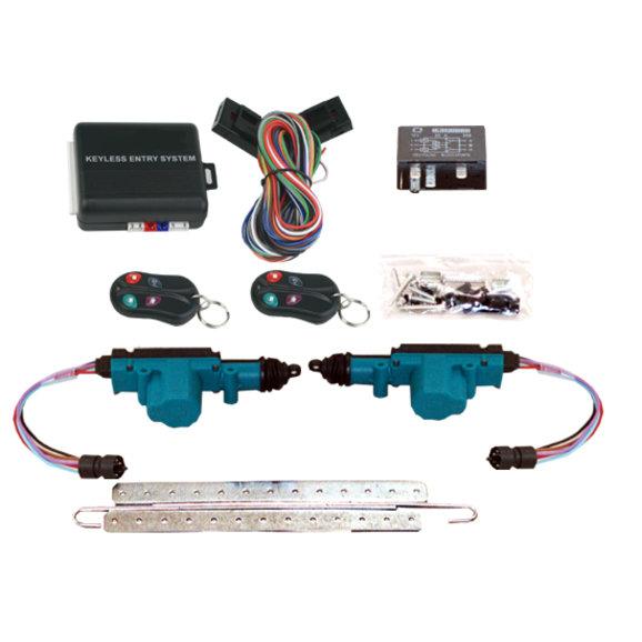 Electric-Life 95120 2 Door Power Door Lock and Keyless Entry Kit