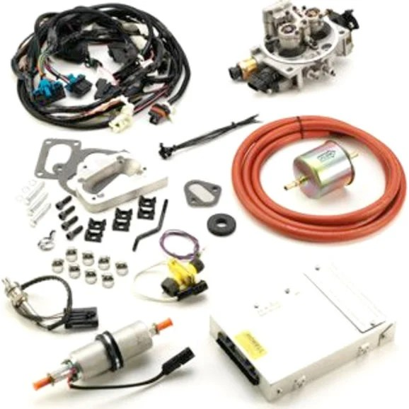 Howell Engine Developments YJ258 Fuel Injection Conversion for 87-91