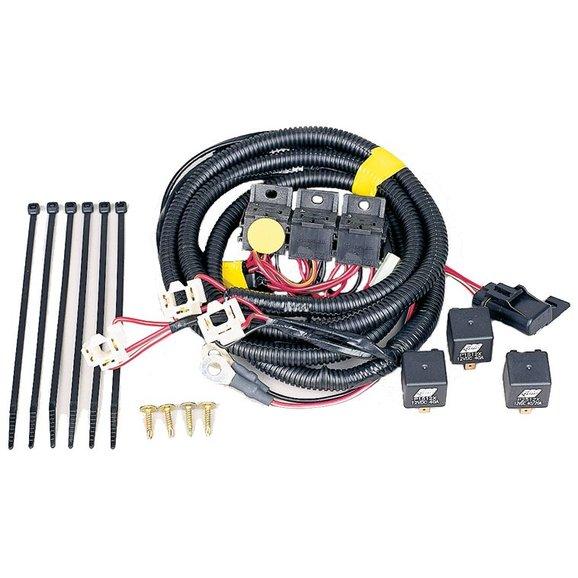 Headlight Wiring Harness Cherokee Putco H4 / 9003 Heavy Duty