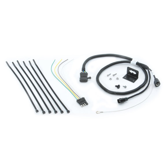 jeep commander trailer wiring kit