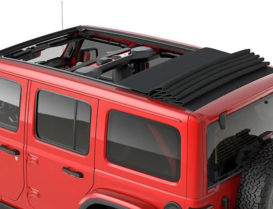 Jeep Rolls Out 2018 Jl Wrangler Power Soft Top Pricing