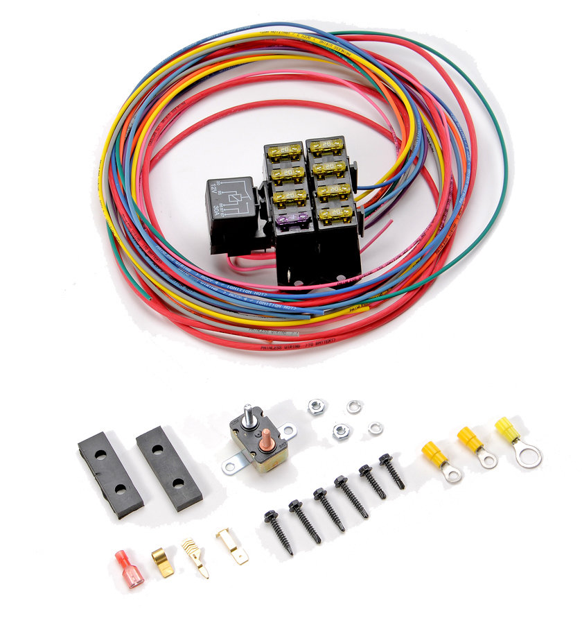 Painless Wiring 70107 Auxiliary 7-Circuit Fuse Block Quadratec