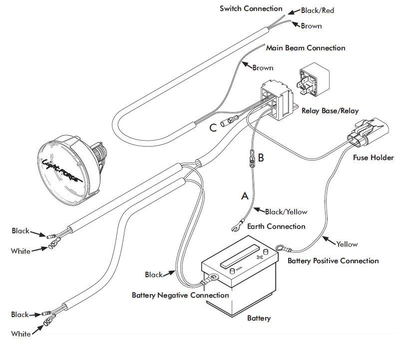 kc hilites wiring diagram kc hilites wiring diagram schematics and
