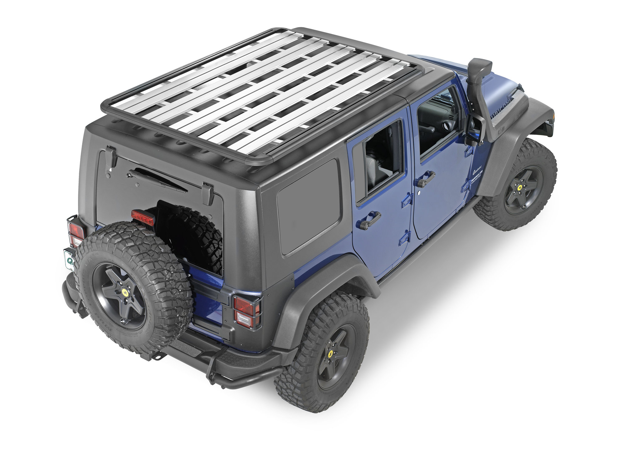 Aev 10307010aa Roof Rack For 07 18 Jeep Wrangler Unlimited