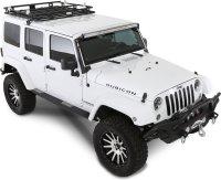 Smittybilt 45454 Defender Roof Rack for 07-17 Jeep ...