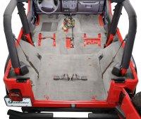 Auto Custom Carpets Premium Replacement Carpet Kit for 97 ...