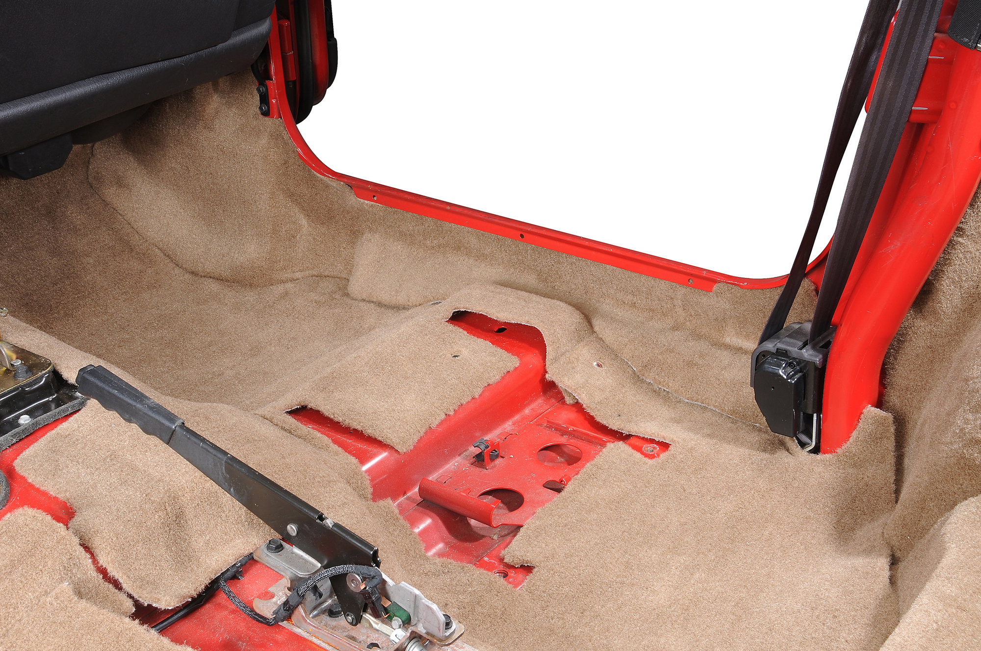 Auto Custom Carpets Premium Replacement Carpet Kit For 99