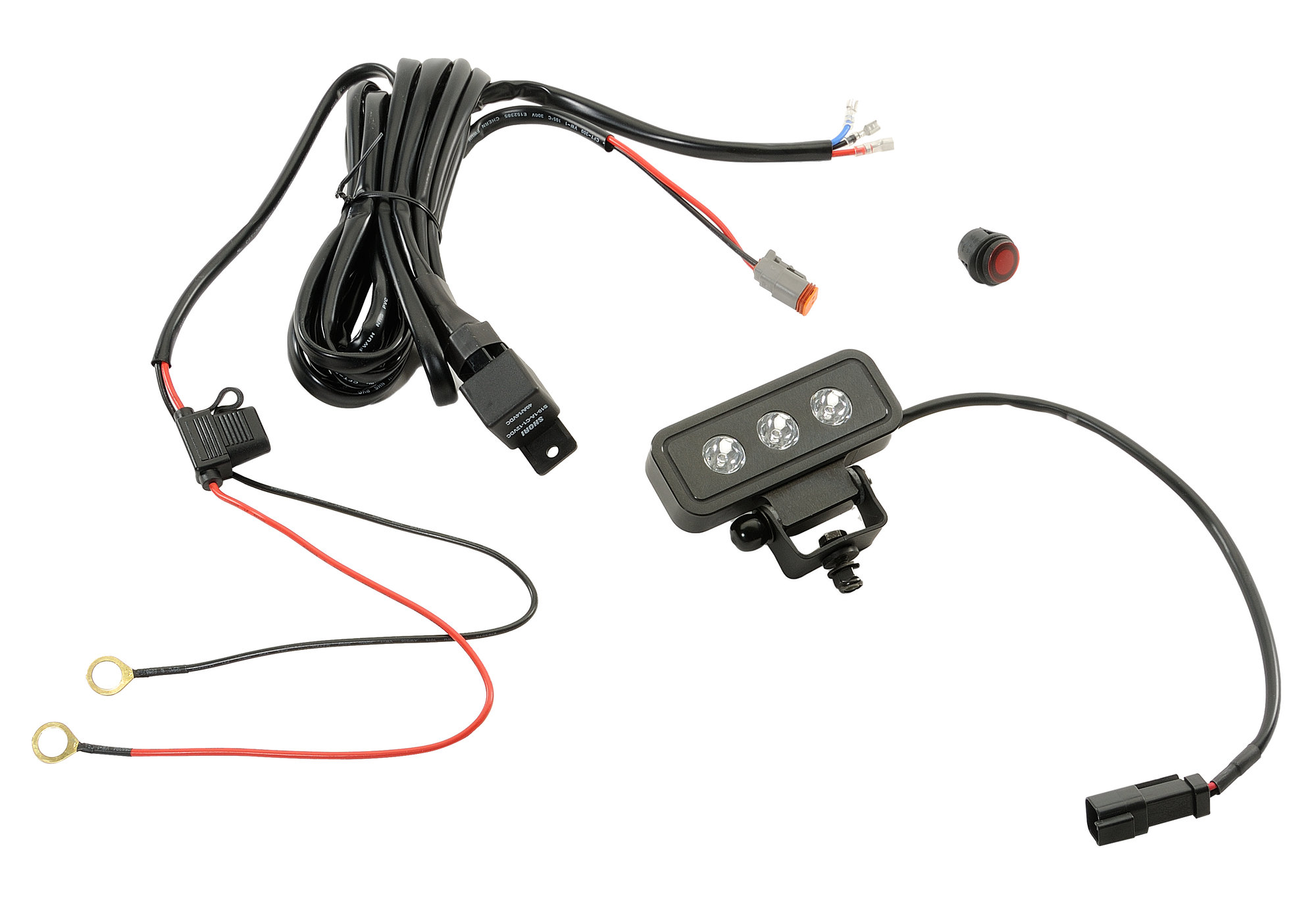 putco headlight wiring harness jeep