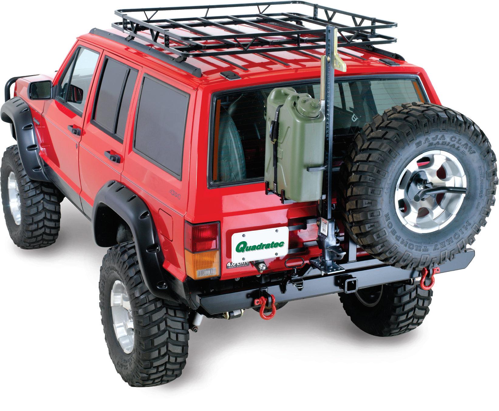 Garvin Sport Series Roof Rack For 91 01 Jeep Cherokee Xj