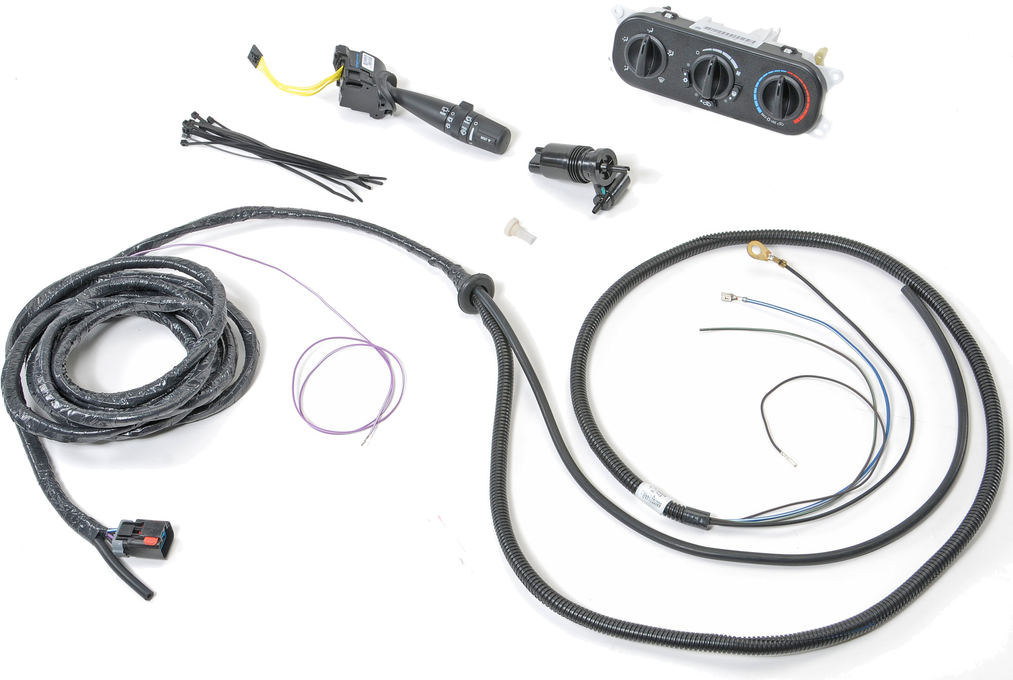 wiring harness install for jeep renegade