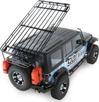 Garvin 44074 Wilderness Expedition Rack for 07-18 Jeep ...