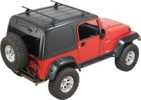 Yakima 8001614 Hardtop Roof Rack for 87-06 Jeep Wrangler ...