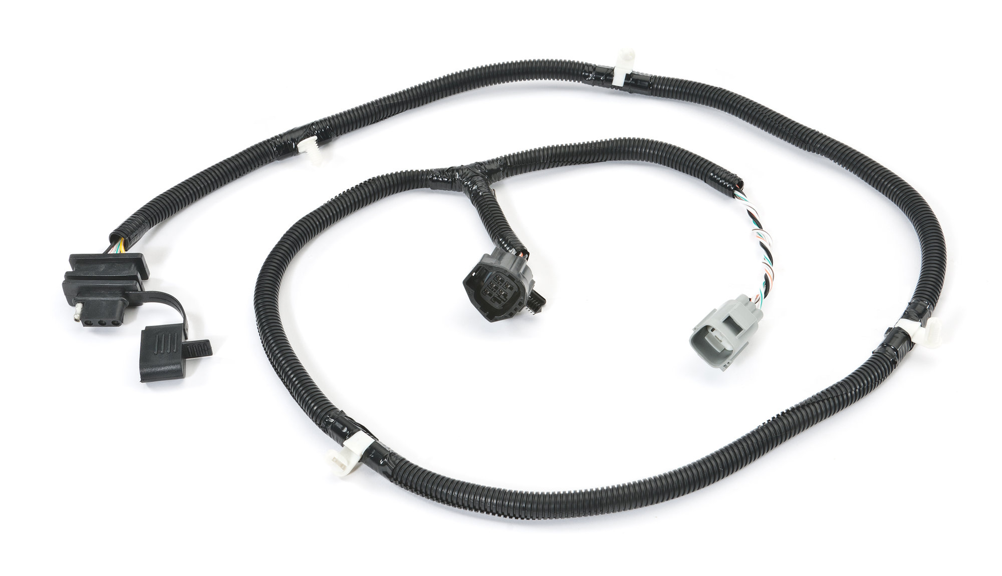 jeep wrangler towing wiring harness