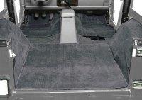 Seatz Manufacturing Indoor/Outdoor Carpet Set for 97-06 ...