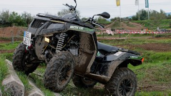 Arctic Cat XR 700 i XT