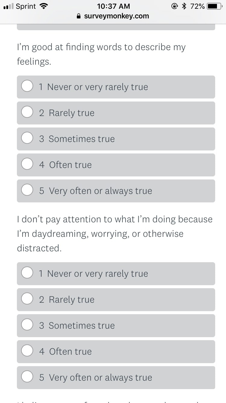website development questionnaire template