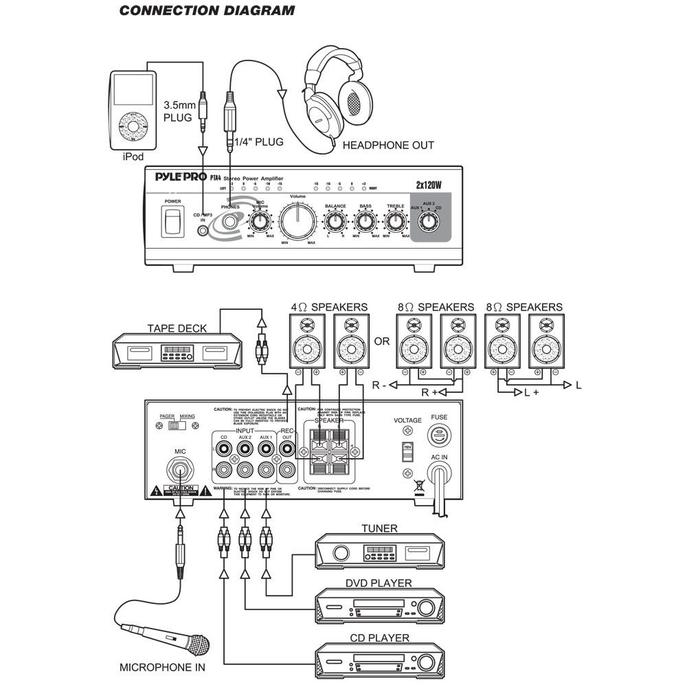 956amp miniature audio amplifier