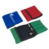 Promotional Triple USB Flash Drive Holders with Custom ...