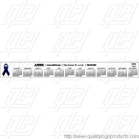 Custom Keyboard Calendar Keyboard Monitor Calendar Strips Custom Stickers Cause Awareness Horizontal Stick Strip Custom Calendars