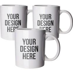 Small Of Large White Coffee Mug