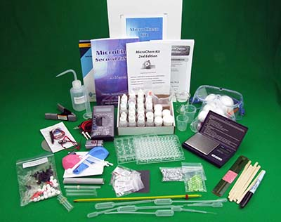 QSL MicroChem Kit Standard 2nd Edition