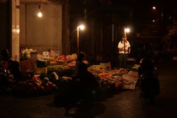 Le carrefour Market de Leshan