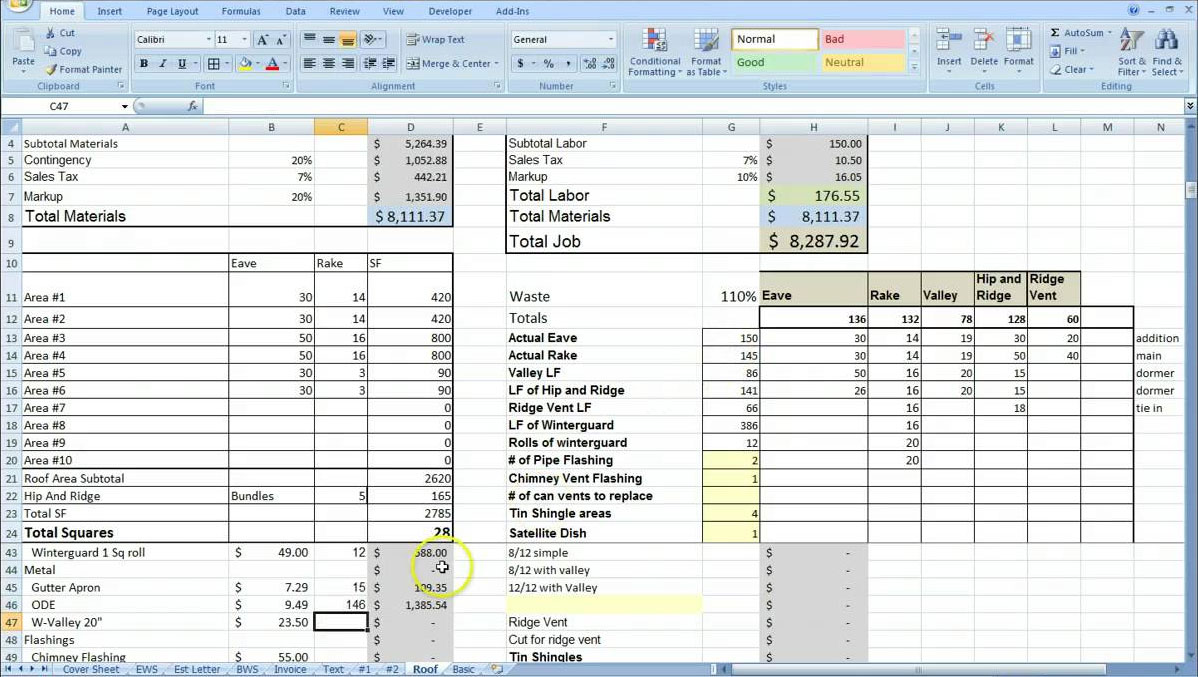 project estimation template excel best and resume sample project estimation template excel project cost estimator excel template in video i continue to