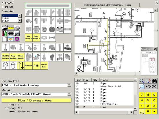 HVAC Estimating Checklist HVAC Estimating Excel Spreadsheet