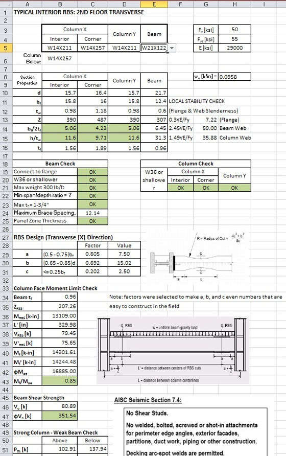 excel spreadsheet design for engineering calculations civil - bill calculator spreadsheet