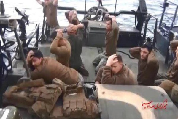 America submitting to Iranian pirates