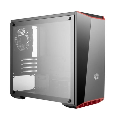MasterBox Lite 31 TG (Tempered Glass) - QuantumhyperX™ Systems