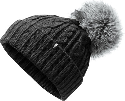 Oh Mega Fur Pom Beanie Tnfblk Quarks Shoes