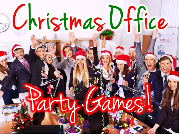 Christmas Party Office Games - office fun games