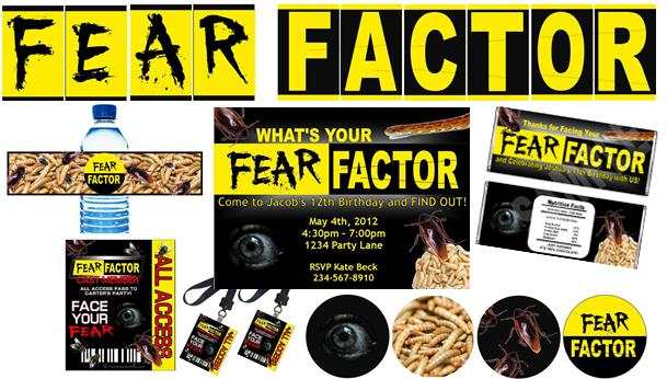 top 10 fear factor birthday party games 91 halloween game ideas for tweens - Halloween Fear Factor Games