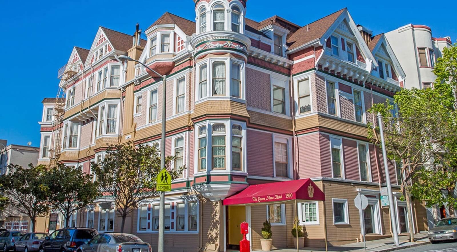 San Francisco Hotel Queen Anne Hotel