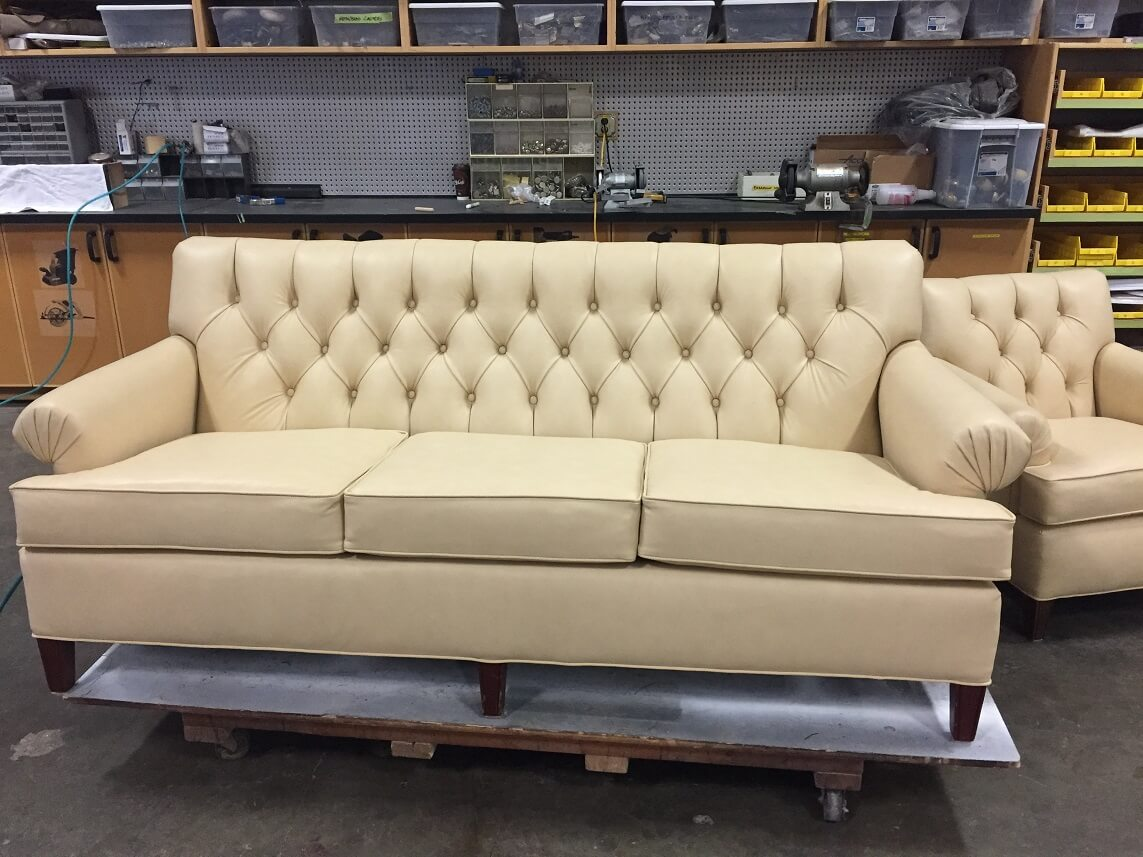 leather sofa upholstery repair