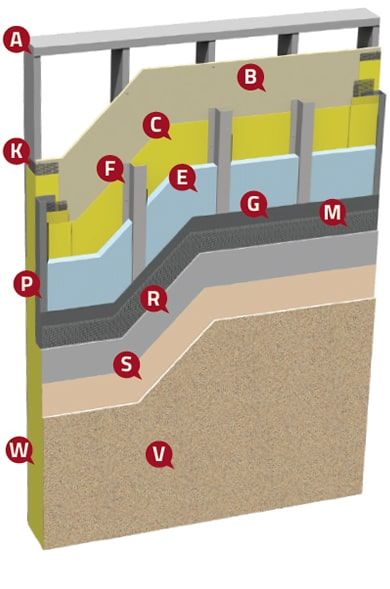 Insulated Precast Concrete Wall Panels, Precast Panel Construction - Concrete Wall Insulation
