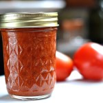 Roasted Garlic Ketchup