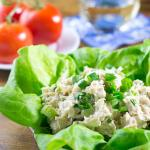 Clean Chicken Salad