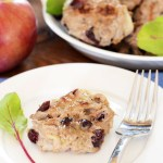 Cranberry Apple Chicken Sausage Patties
