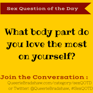 Sex Question of the Day-14