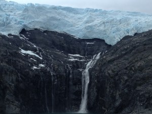 Did you know snow takes 10 years to become glacial ice?